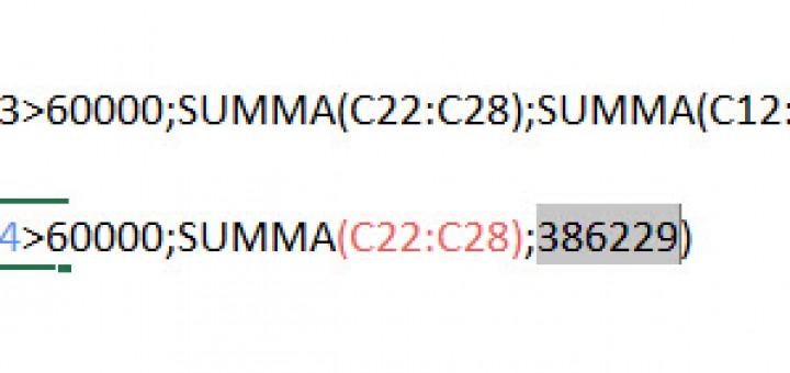 F9 i formler