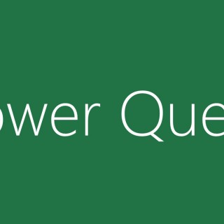 logga power query