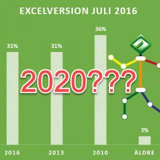 Excelversion